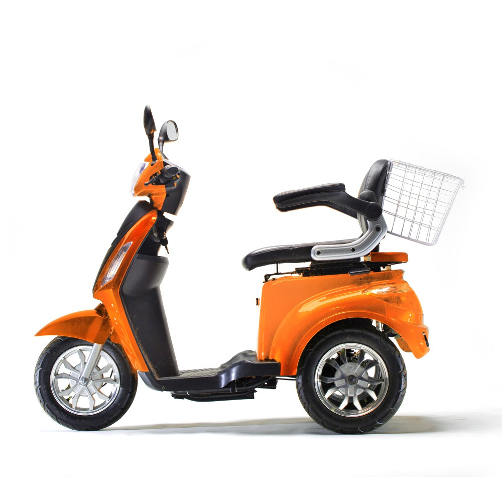 All bikes regal 500watt mobility electric scooter for Mobility scooter motors electric