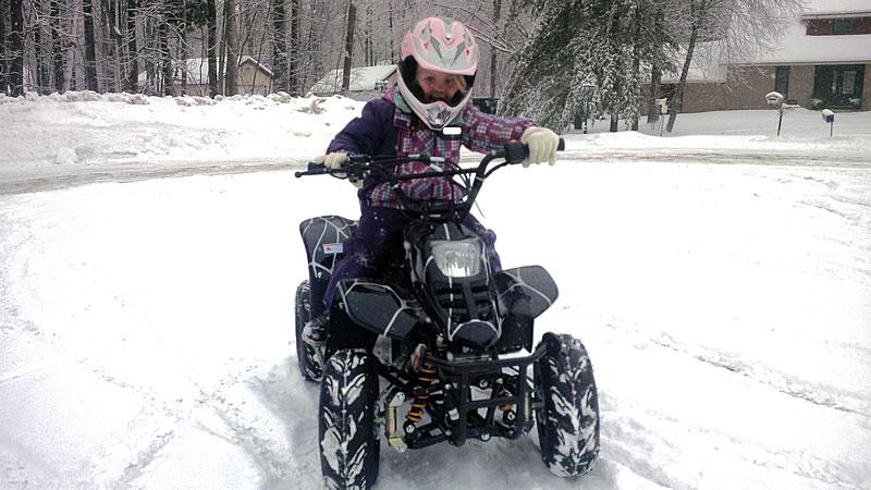 ATV's: 2019 Mini Blazer Kids ATV Auto EPA w/ Reverse - Premium Model -  PBC232 - Pocket Bike Canada - Mini ATV , Dirt Bikes, Pocket Bikes,  Scooters,
