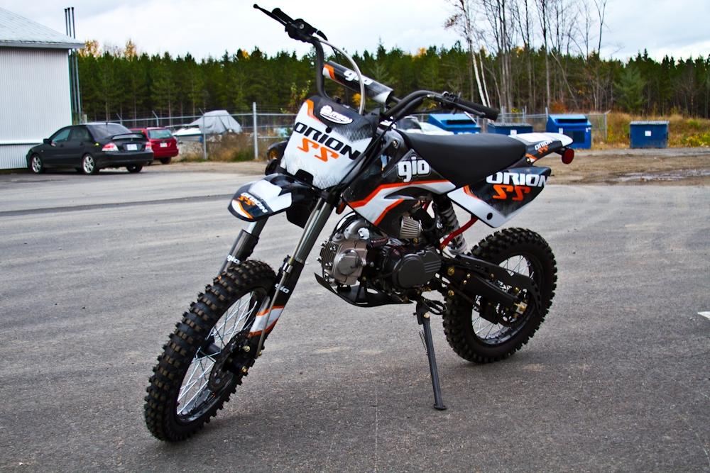Dirt Bikes 2017 125cc 4 Stroke Performance Dirt Bike 14 12