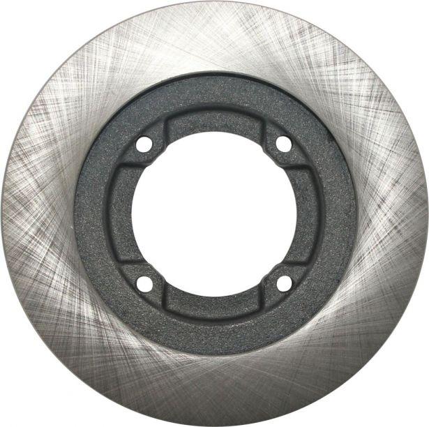 4 Bolt 215mm 85mm Brake Disc, Front, XY500UE