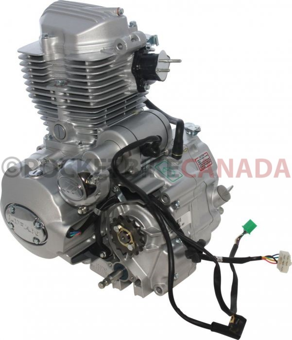 Complete Engine Vertical 150cc Engine Manual Shift