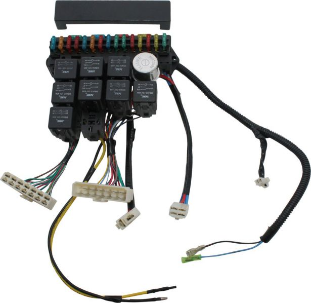Astonishing Utv Fuse Box Online Wiring Diagram Wiring Digital Resources Millslowmaporg