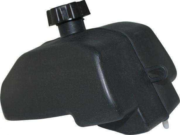gas tank 50cc to 155cc atv plastic pbc2507f1. Black Bedroom Furniture Sets. Home Design Ideas