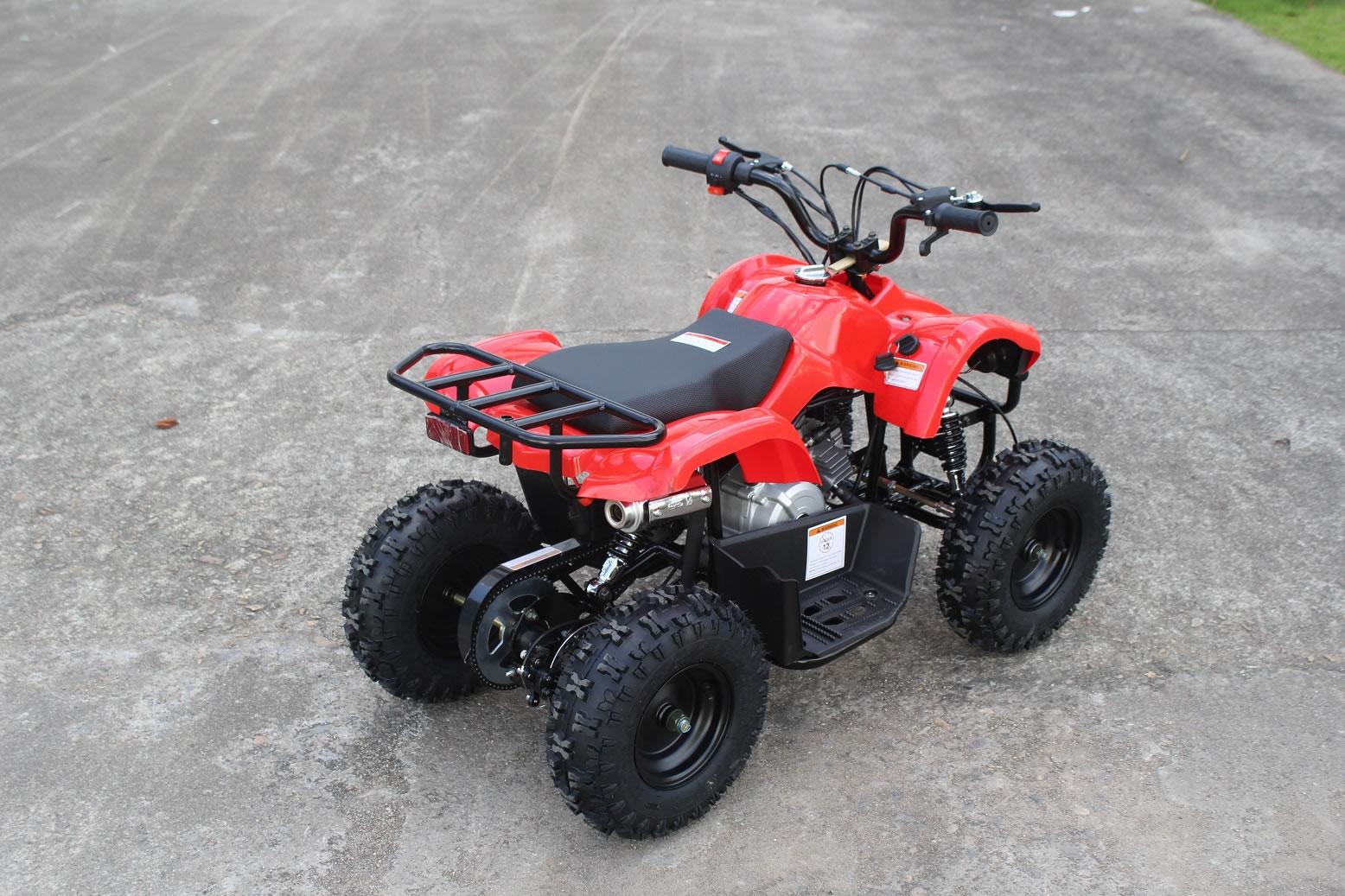 Atvs 60cc Super Mini Blazer Kids Atv Auto Epa Pbc231u Pocket