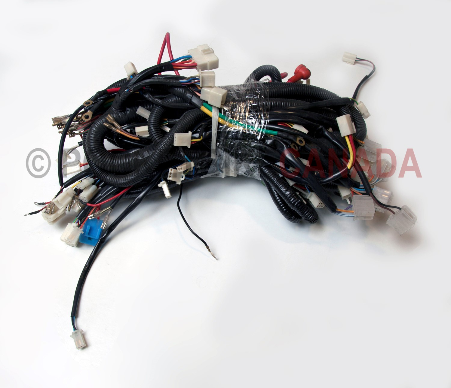 Full Wiring Harness Set - G8070001 - PBC2436GP - Pocket Bike Canada on engine harness, amp bypass harness, electrical harness, cable harness, pony harness, safety harness, maxi-seal harness, alpine stereo harness, pet harness, dog harness, obd0 to obd1 conversion harness, oxygen sensor extension harness, radio harness, fall protection harness, nakamichi harness, suspension harness, battery harness,