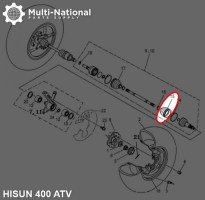 Axle_Dust_Cover_ _ATV UTV_Hisun_400 800cc_1