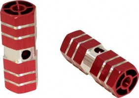 Foot_Pegs_ _Dirt_Bike_Red_CNC_Machined_Lightweight_2_pcs_1