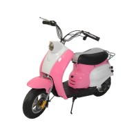 PinkSwiftElectricMoped