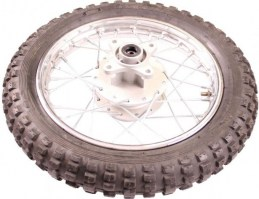 Rim_and_Tire_Set_ _Rear_12_Chrome_Rim_1 40x12__with_2 75 12_Tire_Drum_Brake__4