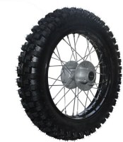 Rim_and_Tire_Set_ _Rear_14_Black_Rim_1 85x14_with_90 100 14_Tire_Disc_Brake_1