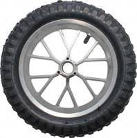 Rim_and_Tire_Set_ _Rear_8_Chrome_Rim_with_12 5x2 75_Tire_Disc_Brake_4
