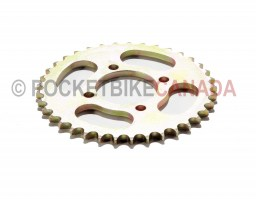 Rear Sprocket 420#37 Tooth for 50cc/70cc/90cc/110cc 4-Stroke Mini ATV Quad - G1010014