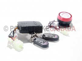 Remote Start/Stop Alarm System for 50cc/70cc/90cc/110cc 4-Stroke Mini ATV Quad Plug and Play - G1010035