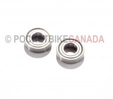 Bearing Set (2) for 50cc/70cc/90cc/110cc 4-Stroke Mini ATV Quad Wheel Size 145/70-6 - G1010042