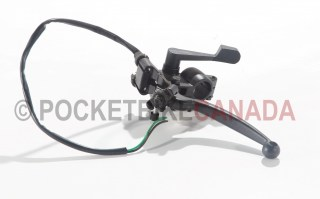 Front Throttle Lever with Thumb for 50cc/70cc/90cc/110cc 4-Stroke Mini ATV Quad - G1010075