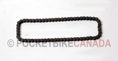 Starter Chain 62 Links for 125cc, T2 Rebel, ATV Quad 4-Stroke - G1050029