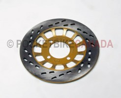 Slotted Rear Rotor for 50cc, X21A, Dirt Bike 4 Stroke - G2030011
