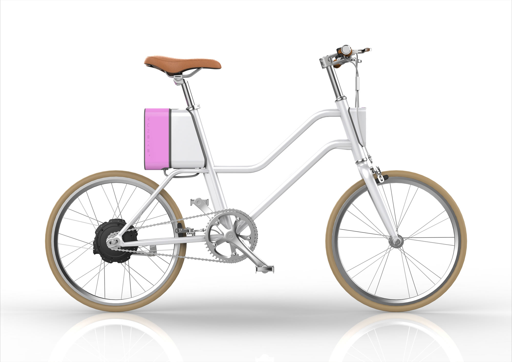 All Bikes: C1 Urban Electric Commuter Bike - Bluetooth Connect ...